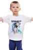 """Детская футболка """"Химия мозга"""" - мысль, мозг, человек, дизайн, сознание"""