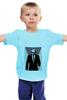 """Детская футболка классическая унисекс """"Владимир Владимирович Путин V"""" - арт, россия, патриотизм, путин, президент"""