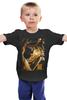 """Детская футболка """"Mad Max / Безумный Макс"""" - афиша, mad max, безумный макс, kinoart, шарлиз терон"""