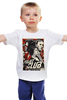 """Детская футболка классическая унисекс """"Бойцовский клуб"""" - кино, movie, poster, бойцовский клуб, постер, fight club"""