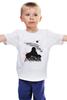 """Детская футболка классическая унисекс """"Масс Эффект (Mass Effect)"""" - me, n7, масс эффект, normandy, нормандия"""
