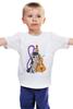 "Детская футболка классическая унисекс ""Octavia cutiemark | Октавия кьютимарка"" - cutiemark, octavia"