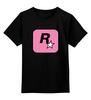 """Детская футболка классическая унисекс """"I'M Rockstar"""" - games, игры, игра, game, gamer, rockstar, рокстар, rockstar games, игроки, игрок"""