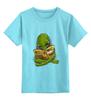 """Детская футболка классическая унисекс """"НЛО -  Как поверить в себя"""" - alien, нло - как поверить в себя, ufo"""