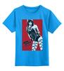 """Детская футболка классическая унисекс """"Sin City / Город Грехов"""" - ню, джессика альба, sin city, город грехов, kinoart"""