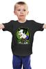 """Детская футболка классическая унисекс """"Джокер (Joker)"""" - joker, batman, джокер, бэтмен, gotham"""