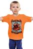 """Детская футболка классическая унисекс """"Motorcycle Show"""" - caferacer, classicmoto, scrambler, bobber, motofestival"""