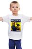 "Детская футболка классическая унисекс ""Iron Maiden Band"" - music, rock, heavy metal, рок музыка, iron maiden, хэви метал, eddie, nwobhm"