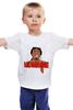 """Детская футболка классическая унисекс """"Lil Wayne"""" - музыка, lil wayne, hip hop, реп, рэпер, lil, лил уэйн, лил, carter"""