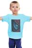 """Детская футболка классическая унисекс """"Spider Man / Человек Паук"""" - marvel, spider man, человек паук, афиша, kinoart"""