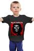 "Детская футболка классическая унисекс ""Iron Maiden Band"" - music, rock, heavy metal, che, рок музыка, iron maiden, хэви метал, eddie, nwobhm"