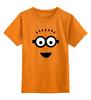 """Детская футболка классическая унисекс """"Миньоны Minions"""" - миньоны"""