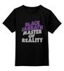 """Детская футболка классическая унисекс """"Black Sabbath"""" - black sabbath, ozzy osbourne, оззи осборн"""
