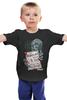 """Детская футболка """"Зомби день"""" - zombie, зомби, день, izombie, workday"""