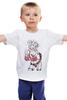 """Детская футболка классическая унисекс """"Доктор Харли"""" - харли квинн, harley quinn, шприц"""