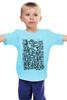 "Детская футболка ""Черепа"" - skulls, металл, скилет"