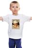 """Детская футболка """"Мой ангел"""" - ретро, рисунок, винтаж, пинап, pin up"""