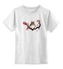 """Детская футболка классическая унисекс """"Тоторо"""" - аниме, япония, сакура, totoro, мой сосед тоторо"""