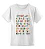 """Детская футболка классическая унисекс """"Пиксельные супергерои"""" - супермен, джокер, росомаха, капитан америка, халк"""