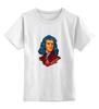 """Детская футболка классическая унисекс """"Ньютон"""" - science, наука"""