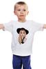 "Детская футболка ""Lady Gaga                    "" - музыка, арт, авторские майки, style, стиль, рисунок, поп, swag, lady gaga, леди гага"
