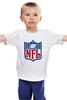 """Детская футболка """"АМЕРИКАНСКИЙ ФУТБОЛ"""" - nfl chargers fans, american football"""