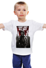 """Детская футболка классическая унисекс """"Ходячие мертвецы"""" - ходячие мертвецы, the walking dead, daryl, дэрил, dixon, диксон"""