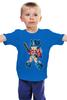 """Детская футболка """"Оптимус Прайм (Трансформеры)"""" - optimus prime, оптимус прайм"""