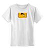 """Детская футболка классическая унисекс """"Rockstar"""" - авторские майки, games, игры, игра, game, gamer, grand theft auto, gta, pc, геймер"""