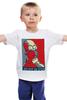"""Детская футболка классическая унисекс """"Гомер"""" - симпсоны, гомер симпсон, the simpsons"""