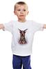"""Детская футболка """"Доберман"""" - doberman, доберман"""