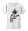 """Детская футболка классическая унисекс """"Slash (Guns n' Roses)"""" - guns n roses, slash, guns n' roses, слэш, ганз эн розес"""