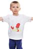 "Детская футболка ""Доктор Зойдберг"" - футурама, доктор зойдберг"