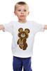 """Детская футболка """"Олимпиада 80х"""" - москва, moscow, олимпиада, olympics, 1980, олимпийские игры"""