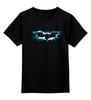 """Детская футболка классическая унисекс """"Бэтмен/Batman"""" - batman, бэтмэн, летучая мышь"""