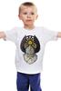 """Детская футболка классическая унисекс """"Перун """" - god, славянская мифология, perun, slavic mythology"""