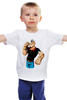 "Детская футболка ""Попай/Popeye"" - popeye, попай, sailor, моряк, моряк попай"