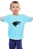 """Детская футболка классическая унисекс """"Дом Старков (Игра Престолов)"""" - волк, wolf, starks, игра престолов, game of thrones"""