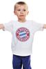 "Детская футболка ""Бавария Мюнхен"" - футбол, football, футбольный клуб, бавария мюнхен, bayern munich"