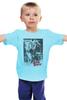 """Детская футболка классическая унисекс """"Sin City - Stenley Leads"""" - джессика альба, тарантино, sin city, город грехов, миилер"""