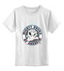 """Детская футболка классическая унисекс """"Anaheim Ducks"""" - хоккей, swag, nhl, нхл, anaheim ducks"""