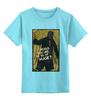 """Детская футболка классическая унисекс """"Batman Begins"""" - комиксы, batman, кино, бэтмен, kinoart"""