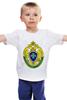 """Детская футболка """"Пограничная служба"""" - день пограничника, погранвойска, пограничная служба"""