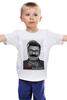 """Детская футболка классическая унисекс """"#LOOCАШЕНКО"""" - юмор, приколы, хипстер, президент, усы, лукашенко, president, белорусь, lukashenko"""