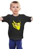 "Детская футболка ""Скорпион (Мортал Комбат)"" - скорпион, mortal kombat, мортал комбат, scorpion, мк"
