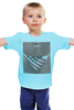 "Детская футболка ""amorica."" - эротика, america, трусы, флаг сша, the black crowes"