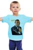 "Детская футболка ""James Bond"" - james bond, агент 007, шон коннери, джеймс бонд, sean connery"
