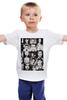 "Детская футболка ""звезда кино"" - stars, коллаж, collage, actors, hollywood"