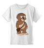 """Детская футболка классическая унисекс """"Ральф Чубакка"""" - ральф виггам"""