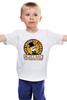 """Детская футболка классическая унисекс """"Клуб любителей сарказма"""" - мем, сарказм, джентельмен, feel like a sir"""
